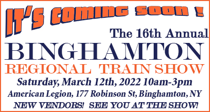 5th Annual Train Show